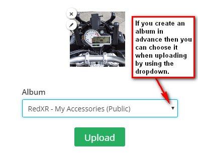 Choose album